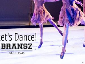 Dans en musicalschool Bransz