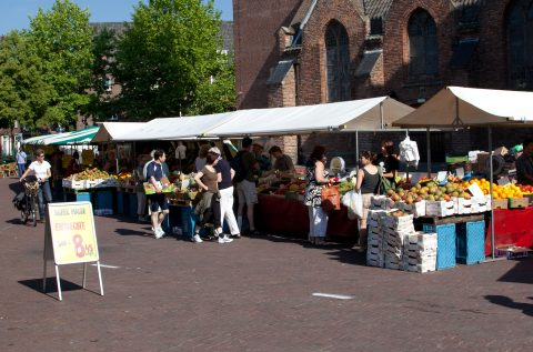 Warenmarkt Wageningen